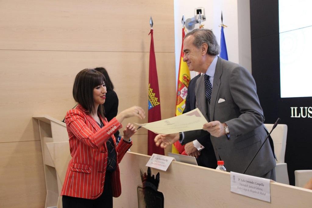 Laura de Pedro - Premio de Secciones 2018